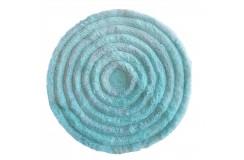 Dywan CIRCLES Miętowy 90 cm