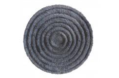 Dywan CIRCLES Szary 90 cm