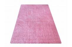 Dywan UNI - różowy pudrowy