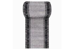 Chodnik dywanowy PASSION 05 - szary - szerokość od 60 cm do 120 cm